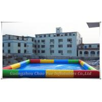 Inflatable Water Polo Goal Games, Inflatable Water Pool Sports Games (CY-M2000) Manufactures