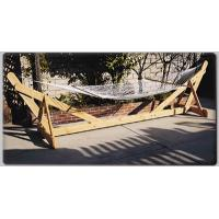 Big Size Wooden Hanging Hammock Chair Manufactures