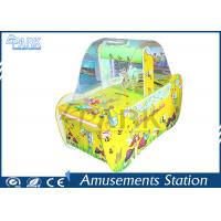 Kids Play Bee Battle Lottery Ball Arcade Racing Game Machine Yellow Manufactures