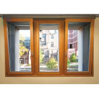 Customized Aluminium Large Tilt And Turn Windows With Double Tempered Glass Manufactures