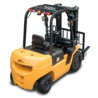 1070mm Fork Diesel Forklift Truck 2 Ton Hangcha With Yanmar Engine Manufactures