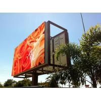 High brightness Full Color P6.25 Outdoor Video Wall LED Display IP65 Waterproof  for Advertising  Video Play Manufactures