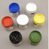 250ml Custom Logo Colourful Primary Paint Colors Wall Paint Set Inter - Mixable Manufactures
