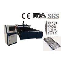 1530 Metal Fiber Laser Cutting Machine , Industrial Laser Cutter For Stainless Steel Manufactures