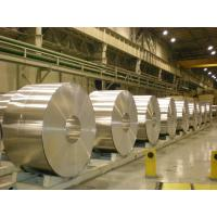 High quality SUS 201 / 202 / 304 / 316 2D, 2B, BA finish Cold Rolled Stainless Steel Coil / Coils Manufactures