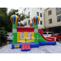 Digital Printing Inflatable Jumping Castle , Inflatable Jumpers 5.7x4.5x3.9m Manufactures