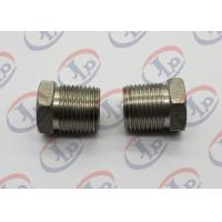 304 Stainless Steel CNC Machining Parts Internal and External Hex Bolts Nuts Manufactures