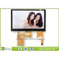 China Good Quality 4.3 inch High Resolution 800 x 480 Capacitive Touch LCD Display Screen on sale