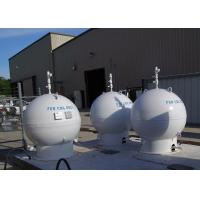 Movable Compressed Natural Gas Storage Tank 20/25MPa Pressure CNG Hydrogen Applied  Manufactures