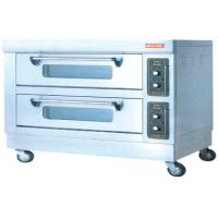 FDX-24BQ 380V 50Hz 2 Layer 4tray Electric Baking Ovens 12KW for West Food Kitchen Manufactures