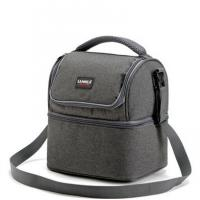 Oxford Cloth Double Layer Insulated Cooler Bags Portable Lunch For Holiday Picnic Manufactures