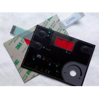 Tactile Touch Membrane Switch Assembly For TV Remote Control Manufactures