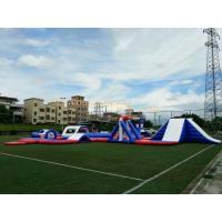 inflatable floating water park used water park equipment water park design adult inflatable water park Manufactures