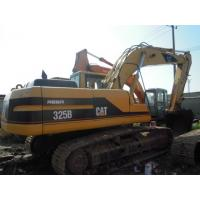 Secong Hand Crawler Hydraulic Excavator Caterpillar 325/325B 3 Years Warranty Manufactures