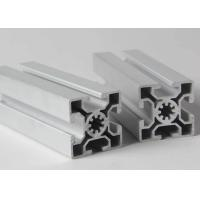 80 * 80 Industrial Aluminium Profile Assembly Line For Office Partition / Machinery Manufactures