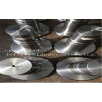 18CrNiMo7-6 8822H 4140 4330 Alloy  Steel Open Die Forged Shaft Heat Treatment And Machined Manufactures