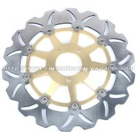 Left Right Motorcycle Brake Parts Wheel Rotor Kawasaki ZXR 400 750 310mm Aluminum Manufactures