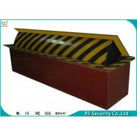 Anti Collision Automatic Road Barriers 304 Stainless Steel AC220c / 380v Manufactures