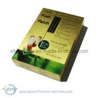 Detox Foot Patch (Foot Pad) Manufactures