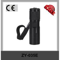 Supply Mini LED torch High Power super Bright Pocket 1W AluminumLED Flashlight Manufactures