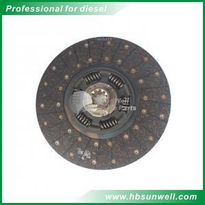 Original Valeo Copper-Based Size 430mm Clutch disc Clutch Plate 841214 Manufactures