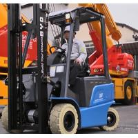 China AC Motor Power Lift Truck , 1500Kg Electric Fork Truck With Solid Tires on sale