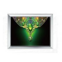Light Up Movie Poster Frames , Led Backlit Picture Frame With Sleek Aluminum Finished Manufactures