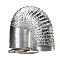 Buy cheap High Flexible Aluminum Air Duct Ventilation Ducting for Grow Tent Use from wholesalers