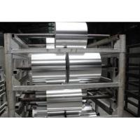 Temper O Aluminum Foil For Food Packaging  High Tensile Strength AA8011 Manufactures