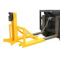 Upgrated Eager-gripper Clamp Drum Clamp Attachment for 360Kg Loading Manufactures