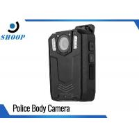 HD 1080P Bluetooth Law Enforcement Body Camera 140 Degree Lens