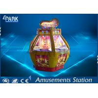 CE Certificated Redemption Game Machine Gold Fort Multi Play Support Manufactures