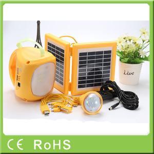 Wholesale for high quality lead acid portable lantern led solar emergency light Manufactures