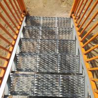 trailer decking metal grate / heavy duty catwalk decking grating Manufactures