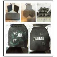 Ballistic Plates Utilise Materials Such As Boron / Silicon Carbide Bulletproof Plates Manufactures