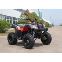 Red Kandi Oil-Cooled CVT ATV Quad Bike 200cc With Chain Drive For Adult Manufactures