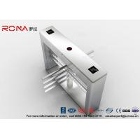 304SUS Anto gates barrier gate waist height turnstile Automatic Road Traffic controlled access turnstile entrance gates Manufactures