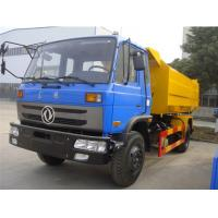Quality dongfeng 4*2 LHD12cbm side loader garbage truck for sales, factory sale new best price wastes collecting vehicle for sale