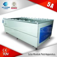 How much price for your Solar module test apparatus/solar panels/equipment solar cell module test apparatus Manufactures