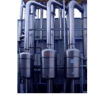 China Falling Film Evaporator Concentration Equipment 5-8 Bar Steam Pressure on sale