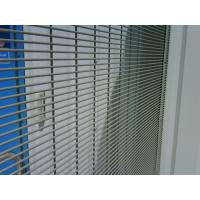 China Welded security fence high security fence with razor wire or wall spike on sale
