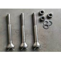 Precision Cnc Machining Forging Small Parts Screws And Nut Machined Service 1-20kg Manufactures