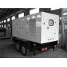 50 Kva Silent Cummins Generator Set Electrical Starting Trailer Mounted Diesel Generator Manufactures