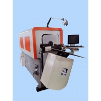 Buy cheap 10 Axis Computerized 10.0mm Wire Spring Bending Machine from wholesalers
