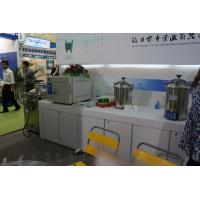 China Small Table Top Autoclave Steam Sterilizer Machine For Laboratory / Clinic on sale