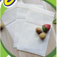 Compostable biodegradable eco friendly organic waterproof  invisible flower seeding bag/ seeds bag Manufactures
