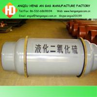 Sulfur Dioxide Gas Manufactures