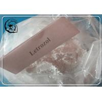 White Anti Estrogen Raw Steroid Powders Letrozol-e for Fitness CAS 112809-51-5 Manufactures