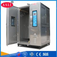 High Accuracy Environmental Walk In Temperature And Humidity Test Chamber  With LCD Display Manufactures