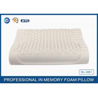 Massage Wave Contour Latex Foam Bed Pillows Organic Pillows with Tencel Pillow Cover Manufactures